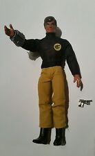 """Vintage Mattel Big Jim - P.A.C.K. """"Wolf Pack Golden Commander"""" - 1970"""