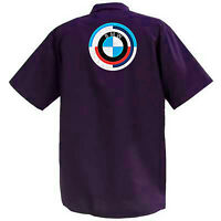 BMW - Mechanics Graphic Work Shirt  Short Sleeve