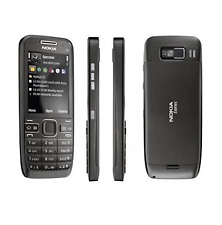 Reformiert Nokia E52 Smartphone Handy ohne Vertrag Mobile Cell Phone Schwarz