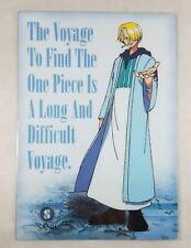 One Piece Sanji Shitajiki/Pencil board [0202E] **FREE SHIPPING**