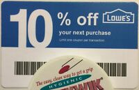 Twenty (20) Competitors ONLY not-L0WES Coupons 10% OFF At Home Depot DECEMBER'21