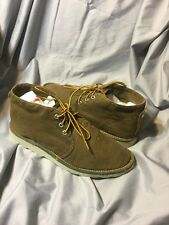 Timberland Earthkeepers Canvas Chukka Ankle/hightop Shoe Size 8 M