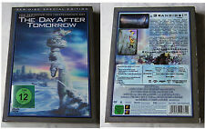 The Day After Tomorrow .. 2-Disc DVD mit 3-D-Cover