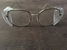 Vintage American Optical AO Aviator Safety Glasses 140 Z87