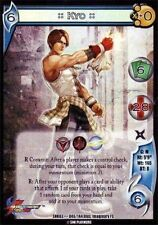 UFS - King of Fighters 2006 - KYO 4-Dot - #046/144 - 3-Dot Rare Character Card