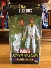 Marvel Legends Xemnu Wave Arcade Super Villains 2021 New baf htf in-hand X-Men!!