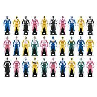 JAPAN RARE Premium Bandai Ranger Key Set LEGEND EDITION Power Rangers Gokaiger