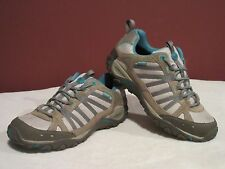 MERRELL YOKOTO DARK ALUMINUM WATERPROOF / HIKING / TRAIL SHOES WOMEN'S SIZE 8.5