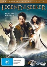 LEGEND OF THE SEEKER : SEASON 1 (english cover)  - DVD - UK Compatible