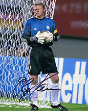 Oliver Kahn - Germany Goalkeeper - Signed Autograph REPRINT
