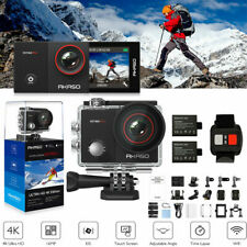 AKASO EK7000 Pro 4K Action Camera with Touch Screen EIS Waterproof Camcorder NEW