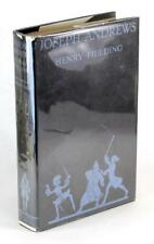 1928 HISTORY OF THE ADVENTURES OF JOSEPH ANDREWS HENRY FIELDING NORMAN TEALBY