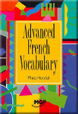 Advanced French Vocabulary, Philip Horsfall | Paperback Book | Good | 9781852344
