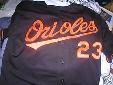 2007 Fernando Cabrera BALTIMORE ORIOLES game used worn jersey