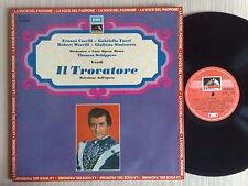 GIUSEPPE VERDI (FRANCO CORELLI) - IL TROVATORE- SELEZIONE - LP 33 GIRI