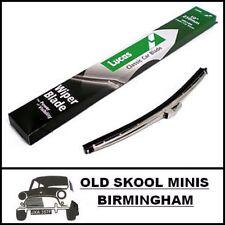 """CLASSIC Mini 10 """"IN ACCIAIO INOX tergicristallo lama gwb219 LUCAS Auto MG Triumph BMC 7D6"""