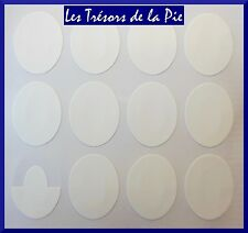 TIP GUIDES MANUCURE ONGLES (x35) - Nail art & french manucure - Blanc