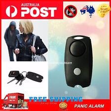 PERSONAL LED SECURITY LOUD PANIC ALARM KEY RING SIREN CHILD CHILDREN ELDERLY