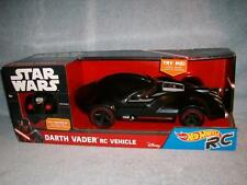 Darth Vader RC Remote Control Vehicle 1:18 Scale Hot Wheels Star Wars 2015 New