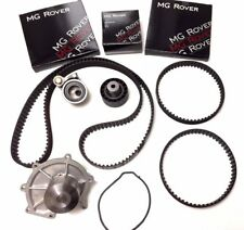 MG ZT / R75 / MG ZS 2.5 KV6 TIMING BELT KIT AND WATER PUMP.GENUINE MG ROVER