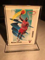 MICHAEL JORDAN 1991-92 SkyBox Chicago Bulls Basketball Card #39 ! Rare !!