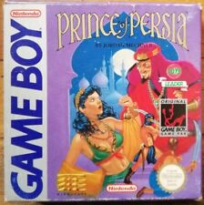 Nintendo Game Boy - Gioco Prince of Persia - Gameboy 1992 ITA Toys Leader