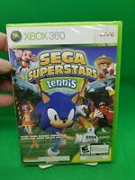 Sega Superstars Tennis/Xbox Live Arcade Compilation Disc Xbox 360 -- NEW