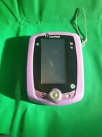 LeapFrog LeapPad2 Tablet With Stylus And Charger silicone case and Brave game.
