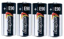 4 Energizer N E90 MN9100 LR1 UM-5 UM5 1.5v Alkaline battery EXP 12/2021