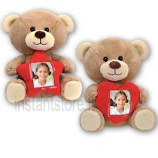 Portafoto Peluche Teddy pupazzo San Valentino Cornice con foto - instantstore
