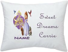 SOFIA THE FIRST #1 PERSONALISED PILLOWCASE