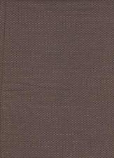 "BROWN & BLACK TWEED Cotton Blend Fabric Quilting-Crafts-Dolls 43""w B.T.HF.Y"