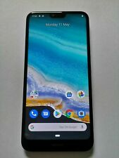 Nokia 7.1 - 32GB - Gloss Midnight Blue - (Unlocked) - Octa Core Smartphone
