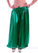 New Belly Dance Costume Yoga Trousers Tribal Loose Bloomers Pants 12 colors