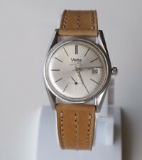 VINTAGE VETTA 7876 MANUAL CAL.P336N MENS 34.5mm  SWISS IN EXELLENT CONDITION