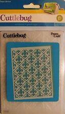 # Cuttlebug Fleur De Lis A2 Embossing Folder