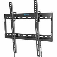 Tilt TV Wall Mount Bracket for Most 26-55 Inch LED LCD OLED Plasma Flat Curved