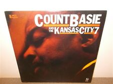 Count Basie And The Kansas City 7 . LP