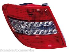 FARO FANALE POSTERIORE DX MERCEDES C W204 2007-2011 STATION WAGON A LED L4070