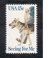 Scott # 1787...15 Cent....Seeing Eye Dog.... 25 Stamps