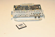 Cisco NM-1A-T3  1-Port T3 ATM Network Module with free Cisco 64mb CF Flash Card