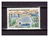 s24797) FRANCE 1961 MNH** Bagnoles de lOrne 1v