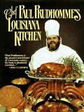 Cookbook Chef Paul Prudhomme`s Louisiana Kitchen Recipe Cajun Creole Bayou Swamp