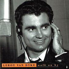 (CD) Leroy Van Dyke - Walk On By - Sea Of Heartbreak (Bear Family Records)