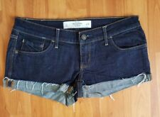 Abercrombie and fitch Denim shorts W26   Rrp £56