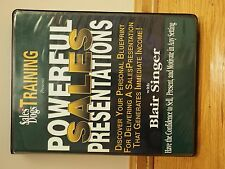Blair Singer: SALES DOGS Powerful SALES Presentation CD kit