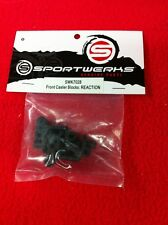 Sportwerks SWK7028 Front Caster Blocks: Reaction New In The Package Losi xxx