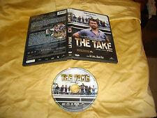 The Take (DVD, 2006) region 1 canadian