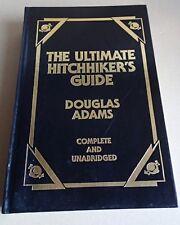 THE ULTIMATE HITCHHIKER'S GUIDE - DOUGLAS ADAM - 1997 - LIVRE EN BON ÉTAT