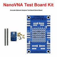 NanoVNA Testboard DIY Set Demo Board Vector Network Analyzer Testing Board pc66